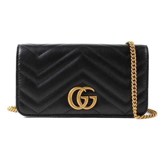 c67a7717cb3 Gucci Handbags - Authentic Gucci Marmont wallet  clutch crossbody